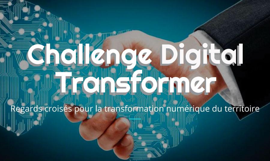 Challenge Digital Transformer : une première édition prometteuse