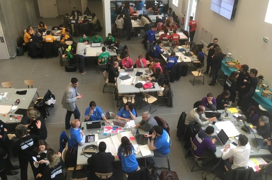 Challenge Digital Transformer étudiants
